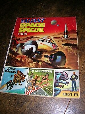 Valiant Space Special 1968 / Rare /  Poor to Fair Condition