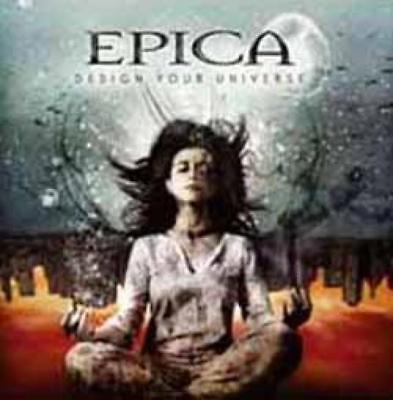 Epica - Design Your Universe DLP #122699 V