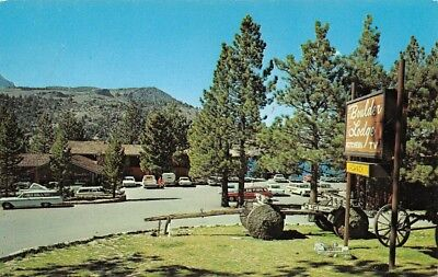 Boulder Lodge No Los Angeles June Lake Calif pub Columbia