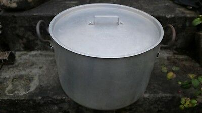 Heavy Duty Catering Aluminium Pot 20L