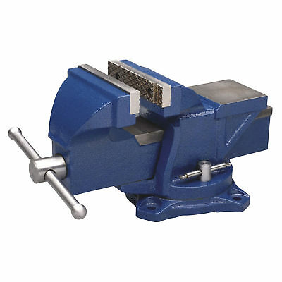 Wilton 11104 4 Inch Jaw General Purpose Steel Swivel Base Anvil Work Bench Vise