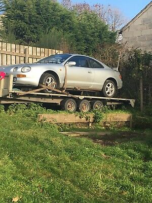 Toyota Celica GT, 1995, Grey, Spares or Repairs, Runner