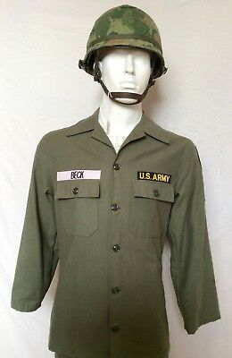 """we Were Soldiers "" 2002 Screen Used Uniform Worn By Desmond Harrington"