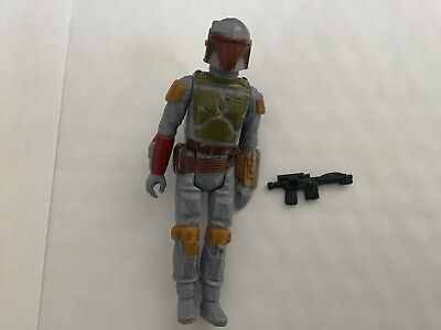 Vintage Kenner Star Wars Boba Fett Action Figure