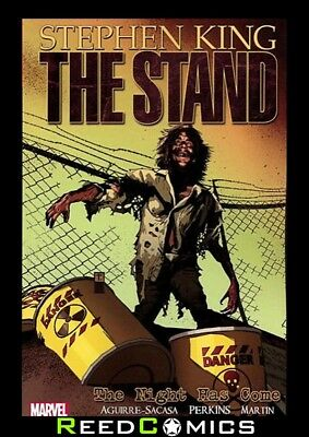 THE STAND VOLUME 6 THE NIGHT HAS COME GRAPHIC NOVEL Collects 6 Part Series