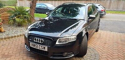 Audi Avant A4 2008 Special Black Edition TDI5Dr...number plate not included