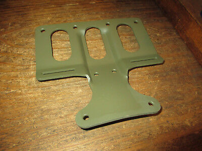 Reproduction 1942 UP WLA Bracket Tail & Stop Light For Harley