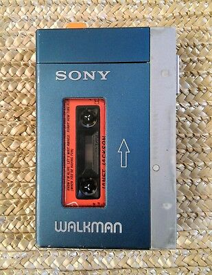 Sony Walkman TPS-L2 Tape cassette player- retro WM - Guardians of the Galaxy