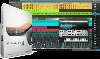 Presonus Studio One 4 Professional Upgrade from Professional or Producer