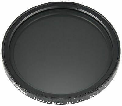 Tiffen 72mm Variable Neutral Density Filter (2 to 8 Stops) *AUTHORIZED DEALER*