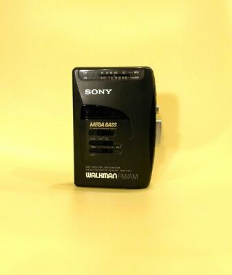 Sony WM-FX17 Walkman 1980'S 90'S Tape cassette player - retro vintage