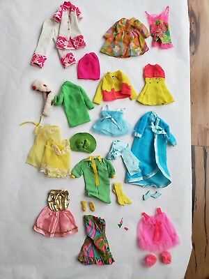 1970s BARBIE DOLL CLOTHING