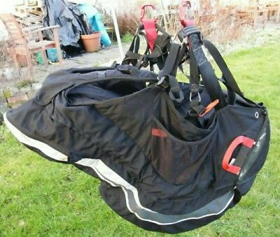 Woody Valley Peak 2 Paragliding Harness Size L