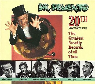 Dr. Demento 20th Anniversary Collection: The Greatest Novelty Records Of All Tim