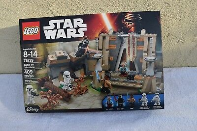 LEGO Star Wars Battle on Takodana 2016 (75139) NEW SEALED