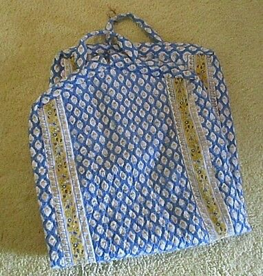 Pomegranate Inc. Quilted Cotton French Provincial Garment Bag