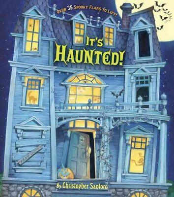 It's Haunted! by Christopher Santoro 9780553523706 (Board book, 2015)