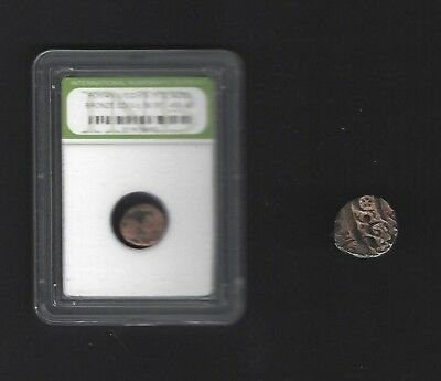 Roman Coin - Widow's Mite + 2Nd Coin I Can't Identify