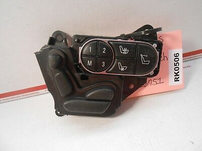 2009 Mercedes S-Class Left Side Seat Control 2308216751 Rk0506