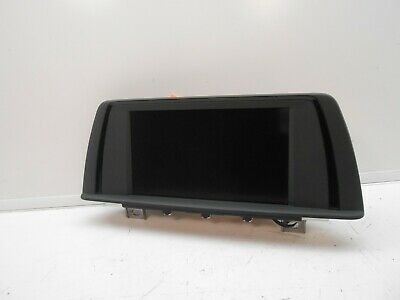 2016 Bmw 340I Gps T.v Screen 9270393 Rk0511