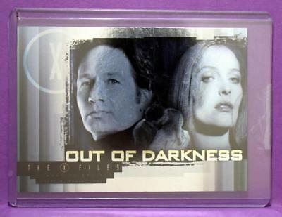 "Inkworks 2008 X-Files Movie 2 ""I Want To Believe"" Case Topper Incentive #CL1"