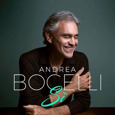 Andrea Bocelli - Si   Cd New+