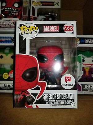 Funko Pop! Marvel: Superior Spider-Man (Walgreens Exclusive) Vinyl Figure