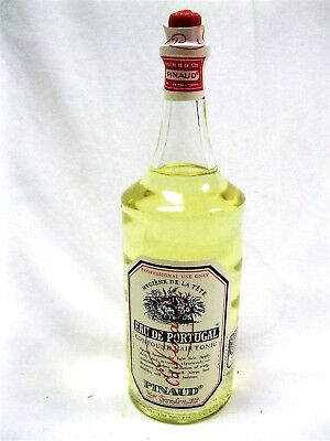 Vintage Pinaud Eau De Portugal, Compound Hair Tonic.  Full, Sealed. N.o.s. Nice!