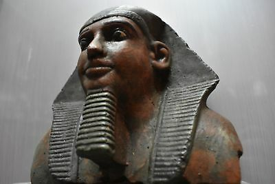 ANCIENT EGYPT ANTIQUE EGYPTIAN sandstone wall mask Ramesses II (300-1500 BC