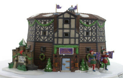 """Dept 56 Dickens' Village """"The Old Globe Theater"""" #58501"""