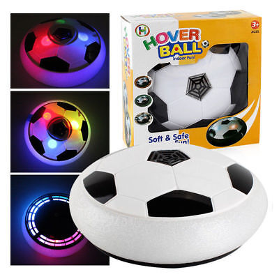 Xmas Gift Toys for Boys Hover Disk Ball/Robot LED 3 4 5 6 7 8 9Year Old Age New