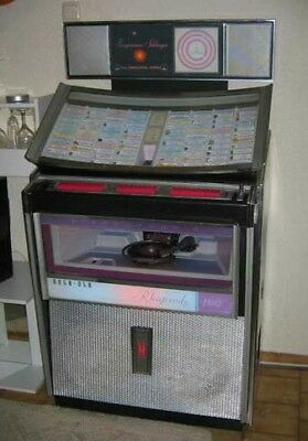 Jukebox Rock Ola 408 Rhapsody 160