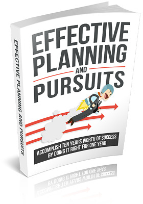 Effective Planning And Pursuits Ebooks Pdf Master Resell Rights Ebook Free E MRR