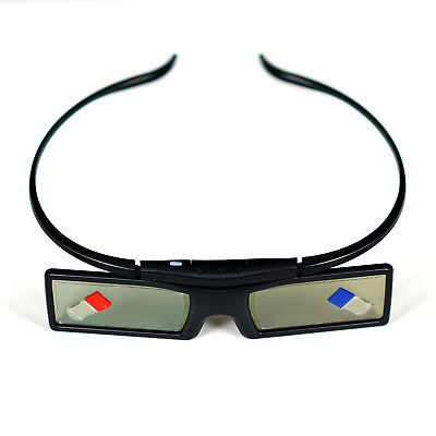Black Genuine New 3D Active Glasses Battery Operated for Samsung SSG-4100GB