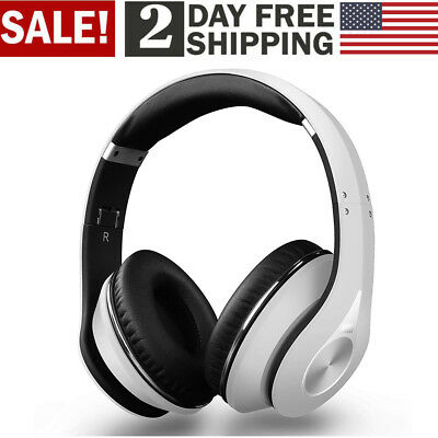 August EP640 Bluetooth V4.1 Wireless Headphones with NFC and aptX Technology