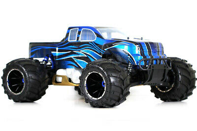 1:5 Giant Scale HSP RTR Radio Control 26cc 4WD Petrol Gas Off-Road Warrior MTX-5