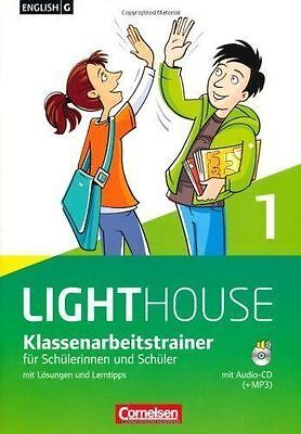 English G Lighthouse 1 - Klassenarbeitstrainer (5. Klasse)