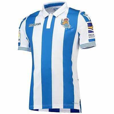 446996ab217 DEPORTIVO LA CORUNA Football Home Jersey Shirt Tee Top 2018 19 Mens ...