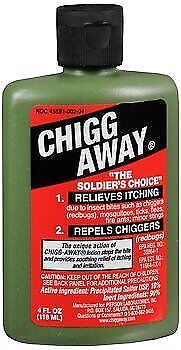 Chigg Away Anesthetic - 4 oz, Pack of 2