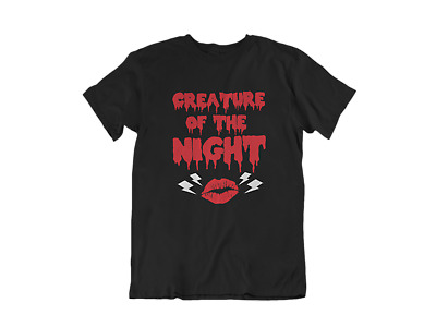 Rocky Horror Creature of the Night T-Shirt