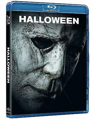 HALLOWEEN (2018) (BLU-RAY DISC) HORROR Jamie Lee Curtis,Judy Greer