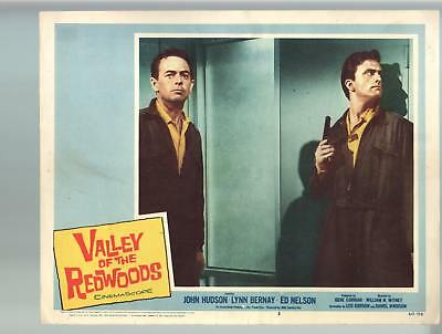 Valley Of The Redwoods-John Hudson-Michael Forest-11x14-Color-Lobby Card