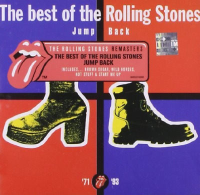 The Rolling Stones-Jump Back CD NEW