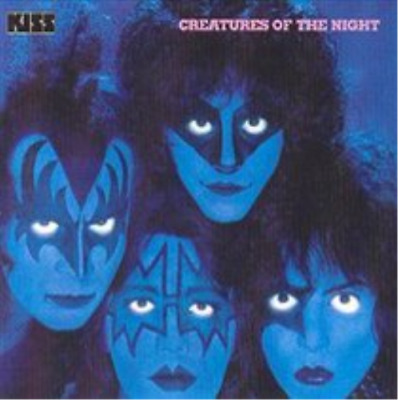 Kiss-Creatures Of The Night CD NEW