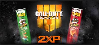 -Monster Energy CALL OF DUTY BLACK OPS 4 DOUBLE XP CODE 5HOURS 2XP BO4