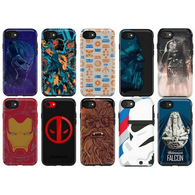 New Otterbox Symmetry Case For Apple iPhone 7 & iPhone 8 MARVEL / STAR WARS