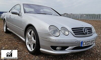 2001 Mercedes S Class S55 AMG Auto LWB, Long MOT, The Daddy! For Sale