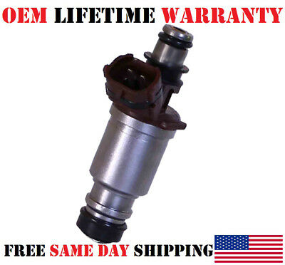 OEM DENSO  23250-0A010  Fuel Injector   1997-2004 Lexus Toyota 1MZ-FE  SINGLE