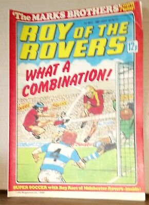 Roy of the Rovers Comic in very good condition dated 3rd May 1980