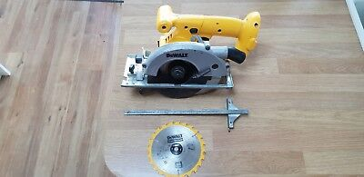 Dewalt Dw936 18V Cordless Circular Saw Body Only